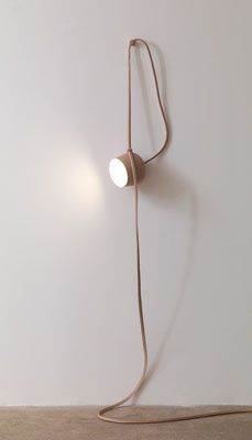 Lights lamps and lighting on pinterest - Lampe liane bouroullec ...