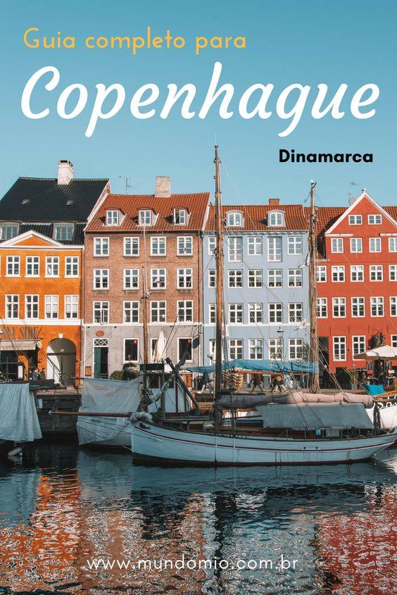 Guia de Copenhague | MundoMio