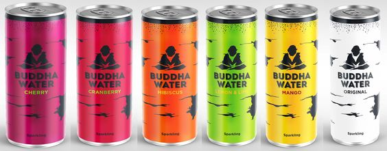 New Year Detox - Feel better, lose weight, hydrate and detox with #BuddhaWater