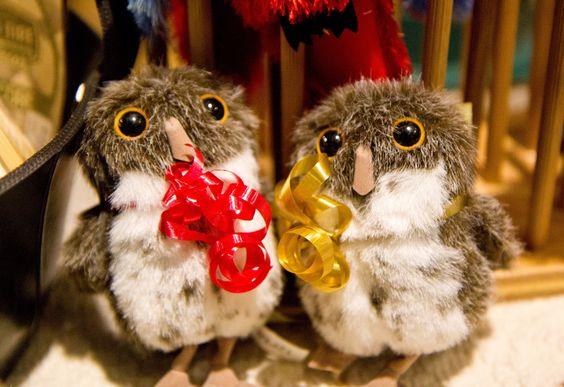 Stuffed Owls. www.athm.org