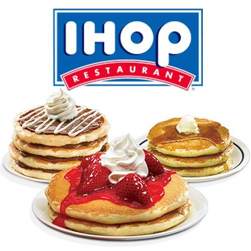Pancakes, Breakfast And Free Pancakes At Ihop On Pinterest