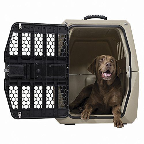 Here S Why The Top Rated Dog Car Crates Could Save Your Dog S Life Pet Travel Crate Dog Crate Dog Travel Crate