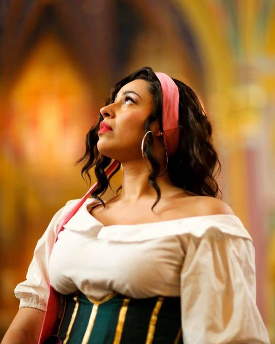cosplay esmeralda