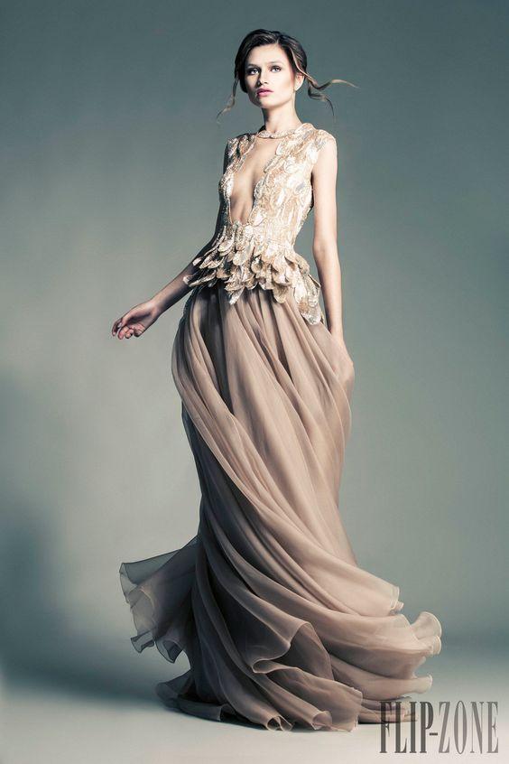 Jean Louis Sabaji Printemps-été 2013 - Haute couture