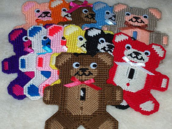 Teddy Bear Light Switch Covers made with plastic by 2SistersCreate, $3.00