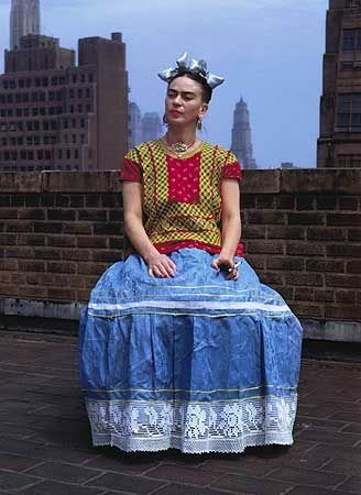Frida, Nueva York, 1946