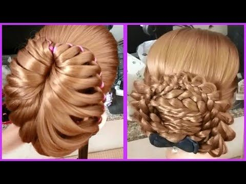 How To Make Side Puff Hairstyle Como Hacer Que Las Coletas Sean Faciles Youtube Hair Styles Messy Hairstyles Hair Beauty