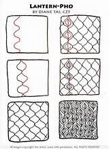 Zentangle+Patterns+ Step+by+Step