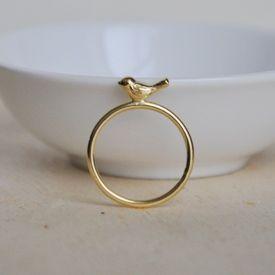 Twinklebird Ring