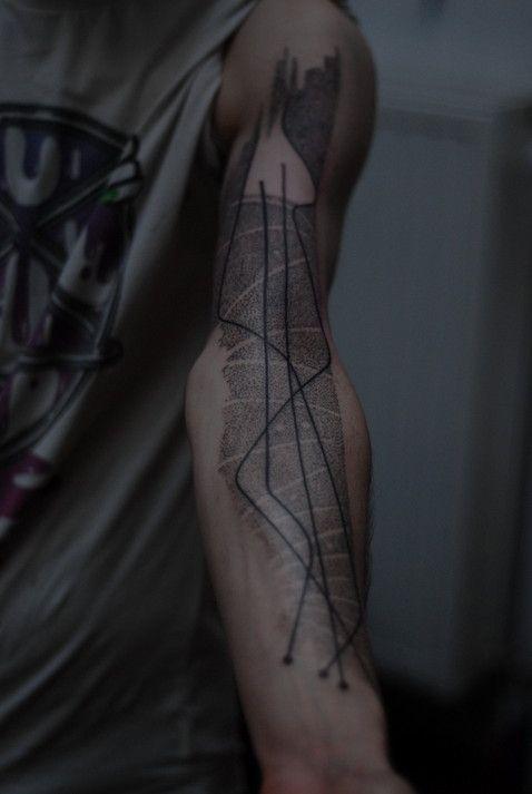 Kostek, tattoo. Bruxelles - kostek tattoo