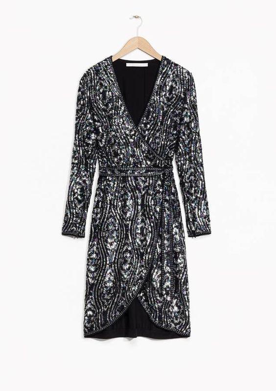 Robe hiver & Other Stories / 30 robes à la faveur de l'hiver / Fashion / Winter / Dresses