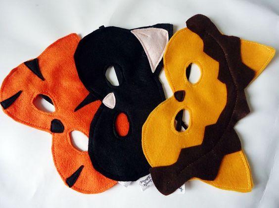 Kit Máscaras