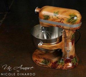 Nicole Dinardo and Un Amore Custom Designs