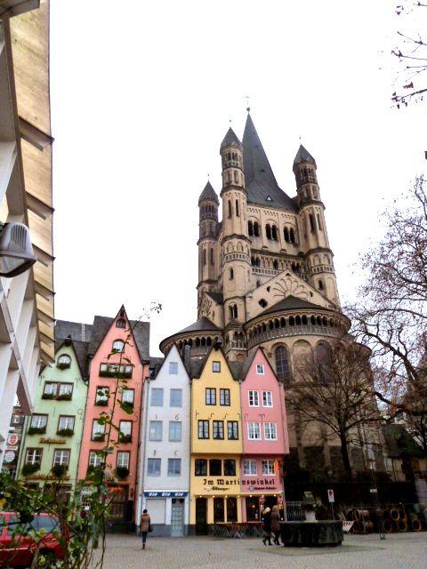 cute german houses