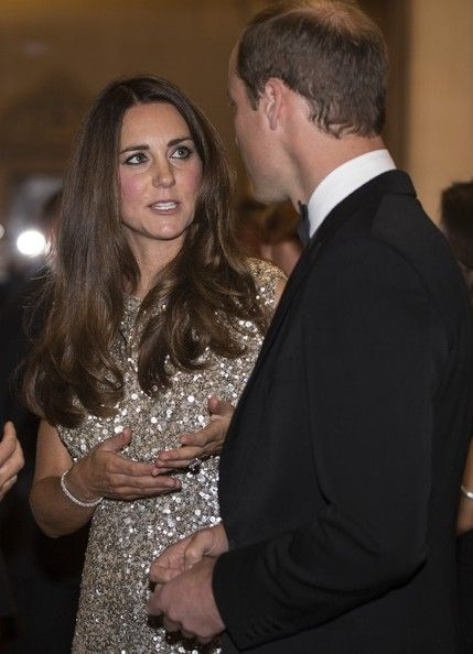 Catherine, Duchess of Cambridge and Prince William, Duke of Cambridge attend The Tusk Conservation Awards at The Royal Society on September ...