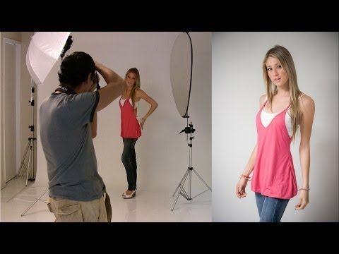 ▶ Cursos Online - Fotografía Strobist en Interiores - YouTube