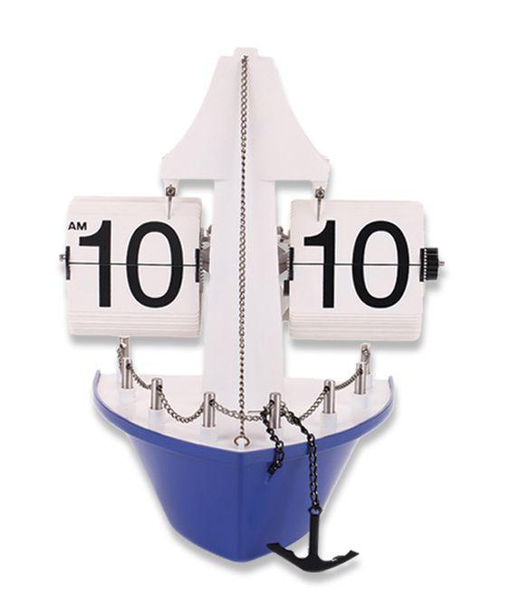 Marin Masa Saati Modeli  Ürün Bilgisi ;  Ölçüleri : 21 x 15,7 x 26,1 cm