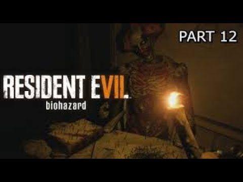 Resident Evil 7 Walkthrough Gameplay Part 12 Jack Boss Fight Part