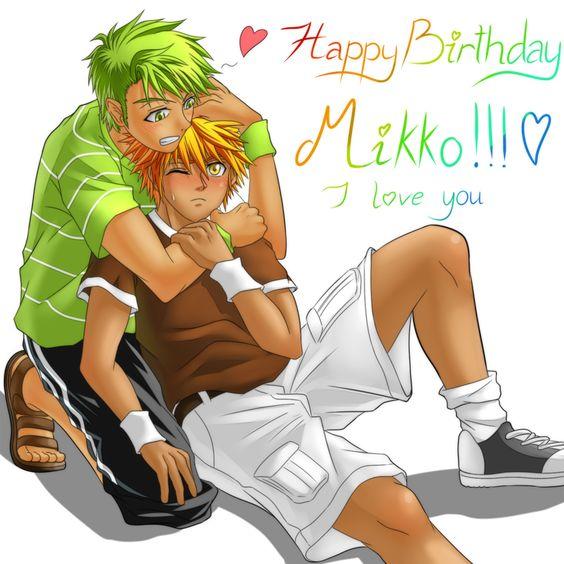 Happy Birthday my love by VerdeLeon on DeviantArt