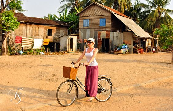 Siem, Reap, Cambodia by Dan & Luiza from TravelPlusStyle.com, via Flickr