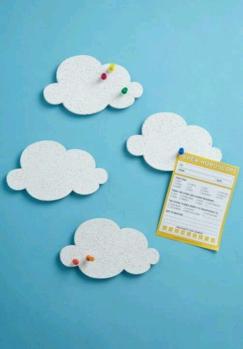 Nubes de corcho