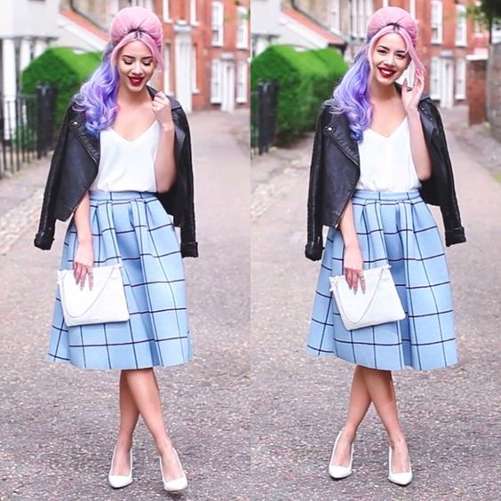 What's your favourite look from my new Topshop lookbook? For some it's been the 5th look  LLimWalker @leannelimwalker