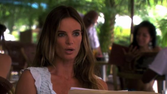"Burn Notice 4x06 ""Entry Point"" - Fiona Glenanne (Gabrielle Anwar)"