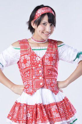 Yayoi やよい the sub-leader of Tochiotome 25 / とちおとめ25