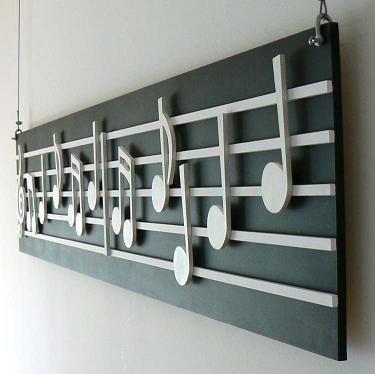 Decoracion de habitacion musical buscar con google - Decoracion para una habitacion juvenil ...