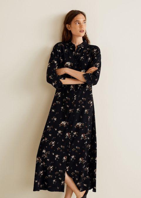 Mango The Dress Moda Stilleri Gomlek Elbise