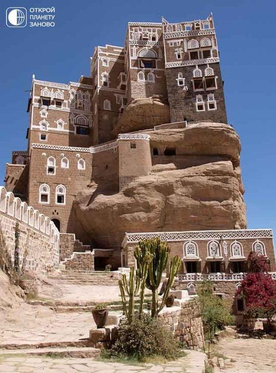 Дворец на скале. Дар аль-Хаджар - Путешествуем вместе