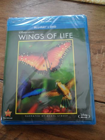 Mommys Block Party: Celebrate Spring with DisneyNatures Wings of Life: Now Available on Disney Blu-Ray & DVD