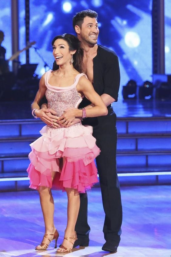 Meryl and Maks dancing with the stars | Dancing with the Stars 2014 Spoilers: Premiere – Meryl Davis and ... Congrats...