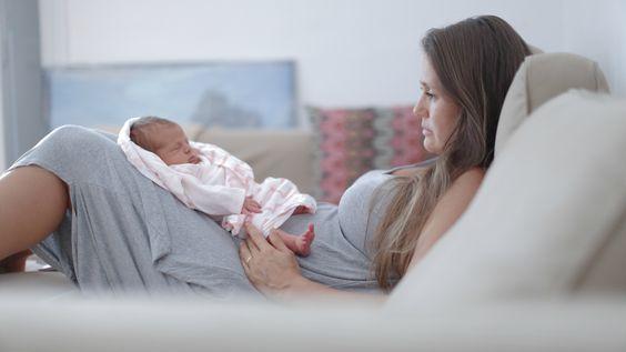 Depois do parto: os cuidados com a mãe