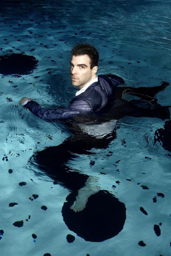 MANHATTAN MAGAZINE: Zachary Quinto by Photographer David Needleman - Image Amplified: The Flash and Glam of All Things Pop Culture. From the Runway to the Red Carpet, High Fashion to Music, Movie Stars to Supermodels.