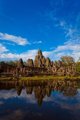 Viaje de Novios a Angkor. #HispaBodas