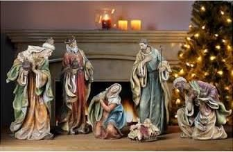 nativity christmas scene - Google Search