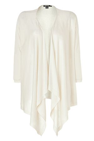 spacer  You might also like  item  DEAR CASHMERE  	item  DKNY  	item  VINCE  	 	  DKNY  Winter White Silk-Cashmere Cozy Cardigan