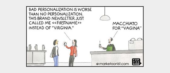 email marketing Articles : Segmentation and personalization in email marketing