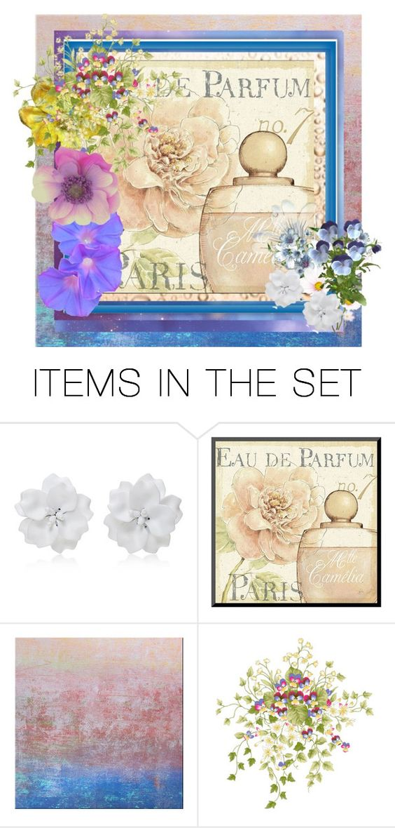 """Memories of Romance"" by dundiddit ❤ liked on Polyvore featuring art"