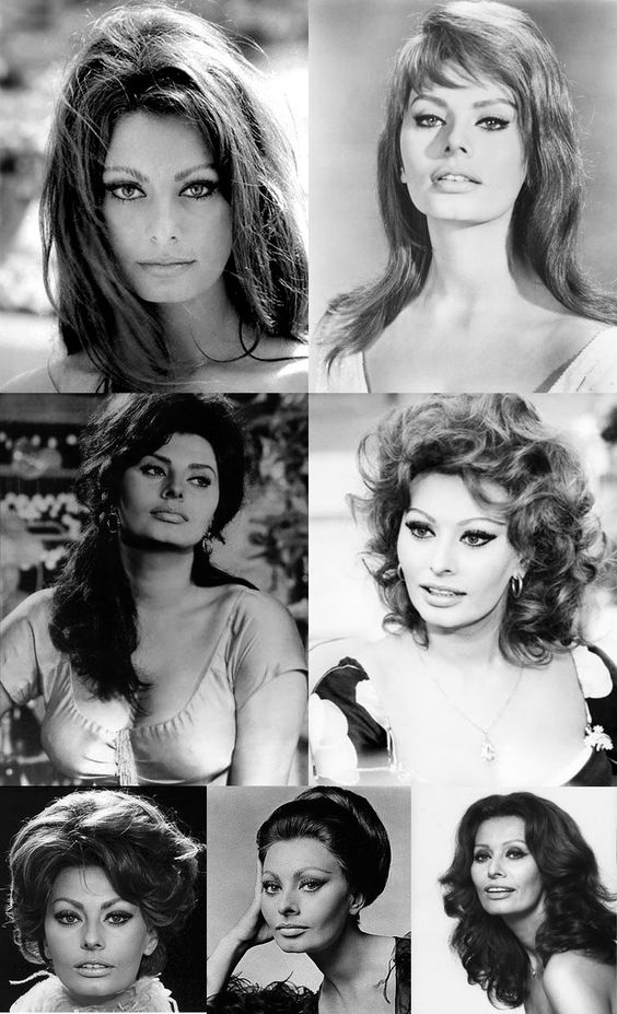 Sofia Loren - now this is what I call True Beauty: