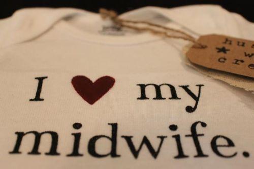 I love my midwife onesie.. need!!
