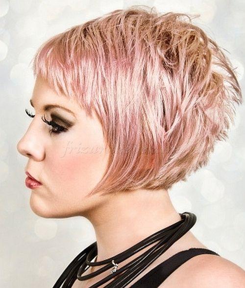 Ladies Bobbed Wigs