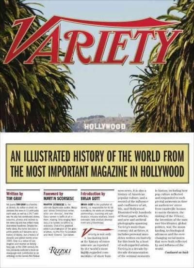Variety: A History of the World from the Most Important Magazine in Hollywood