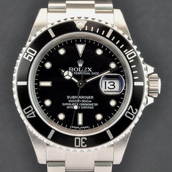 2015 Rolex Submariner Price