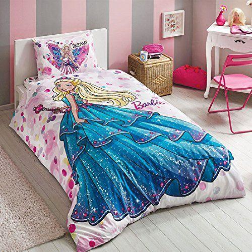 Barbie Dream Bedding Duvet Cover Set Single Twin 100 Cotton Best