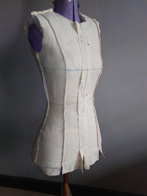 Body Double Patternlab London Burda Style Fashion Style