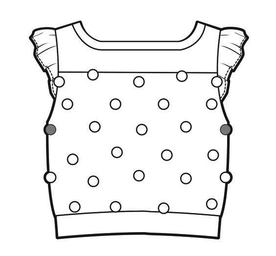i a m s o K i t s c h: technical flats / kids clothes / girls / boys / baby / babies / blouse / shirt / t-shirt / jacket / cardigan / dress / skirt / playsuit / jumpsuit / body / babygrow / pattern / planos técnicos / desenhos técnicos / meninas / meninos / bebé / bebê / blusa / camisa / camisola / casaco / vestido / saia / molde source: www.prestigeprodesign.com
