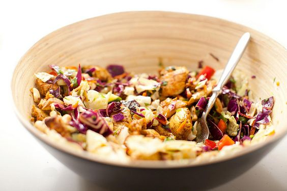 Thai Cabbage Salad by Eric Isaac