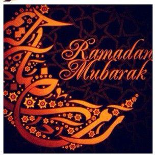 Ramadan mubarak everyone!